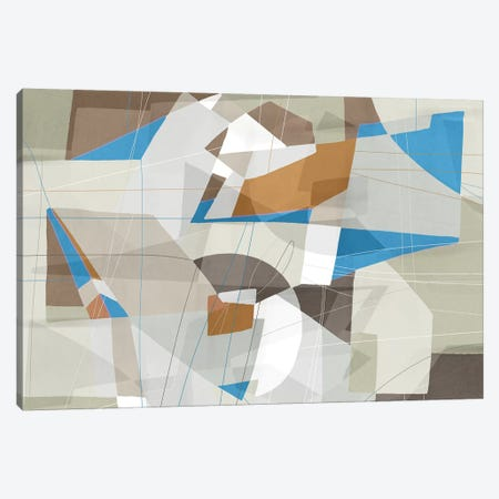 Somatic Beat II Canvas Print #PIG236} by PI Galerie Canvas Artwork