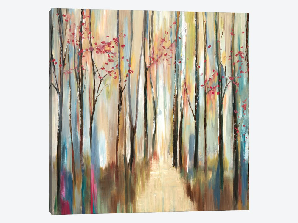 Sophie's Forest by PI Galerie 1-piece Canvas Artwork