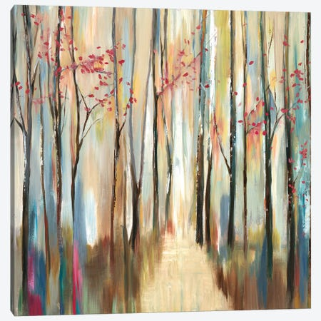 Sophie's Forest Canvas Print #PIG237} by PI Galerie Canvas Wall Art