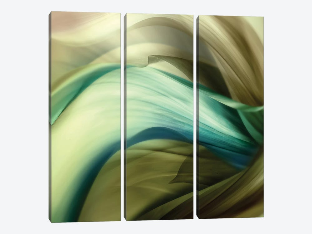 Splice 3-piece Canvas Art Print