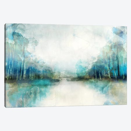 Subtle Horizon Canvas Print #PIG250} by PI Galerie Art Print