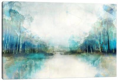 Subtle Horizon Canvas Art Print