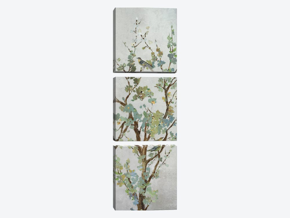 Bloom I by PI Galerie 3-piece Canvas Wall Art