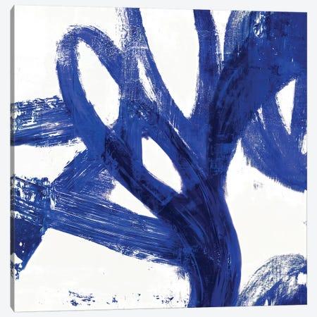 Tenderness Indigo Canvas Print #PIG270} by PI Galerie Canvas Print