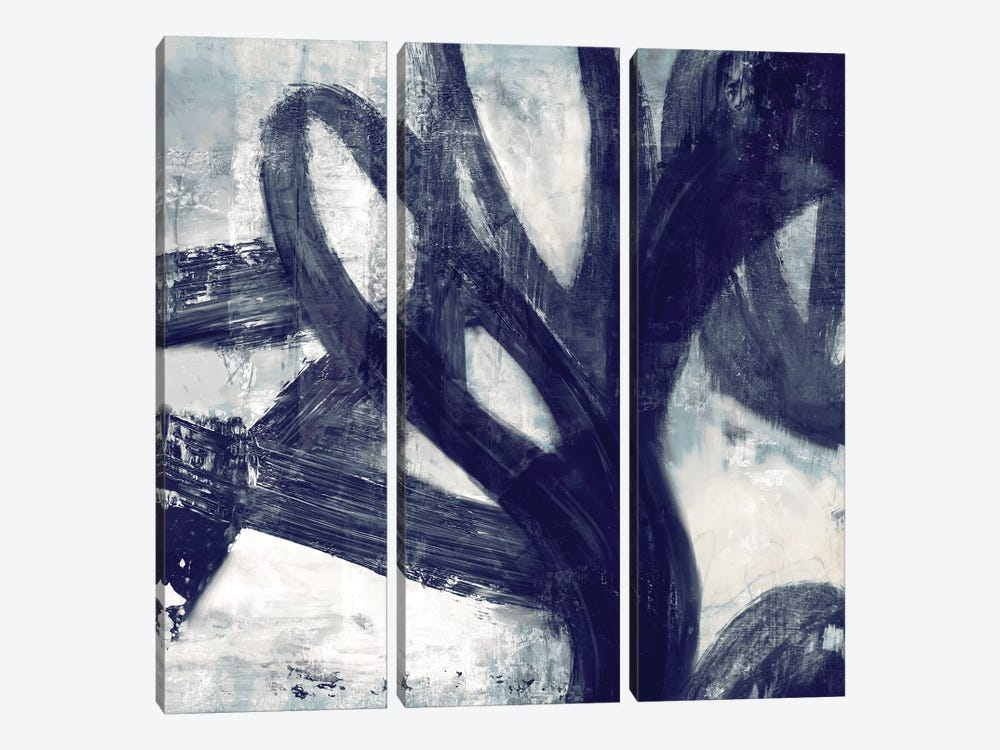 Two Rings by PI Galerie 3-piece Canvas Wall Art