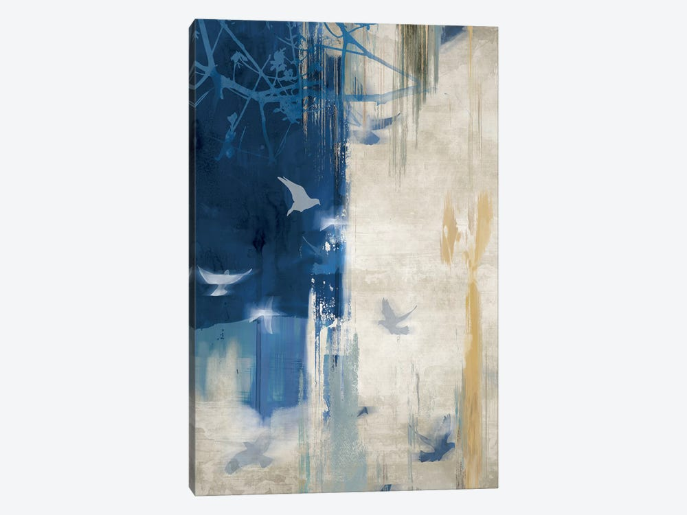 Unquiet Stone I by PI Galerie 1-piece Canvas Wall Art