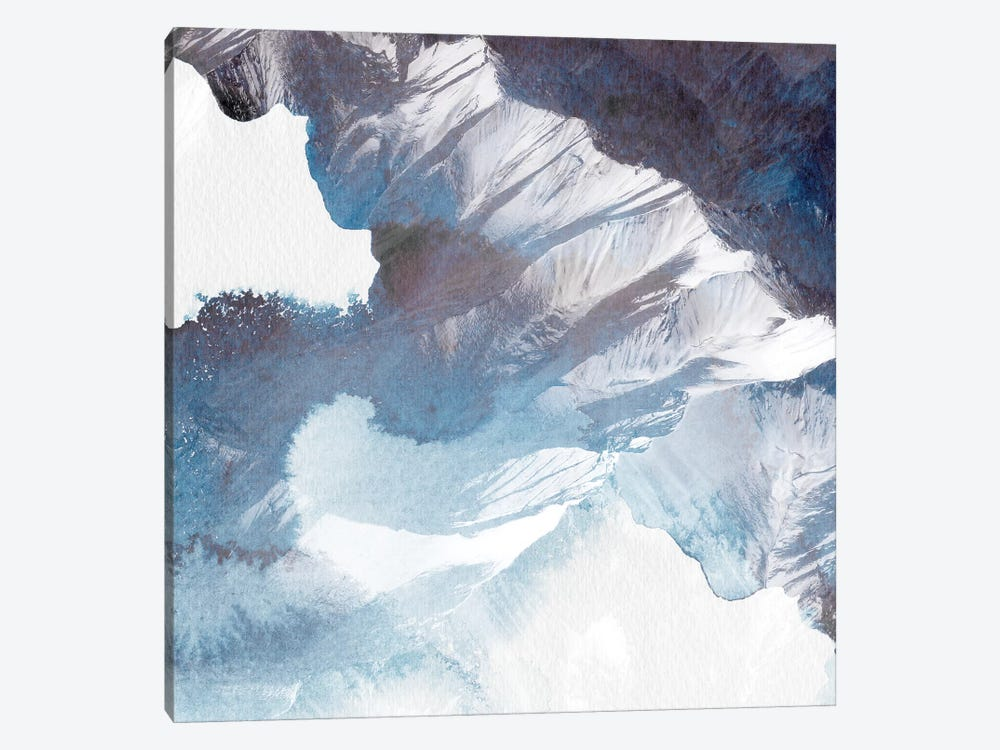 Blue Canyon by PI Galerie 1-piece Canvas Wall Art