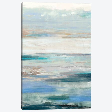 Waves 3-Piece Canvas #PIG294} by PI Galerie Canvas Wall Art