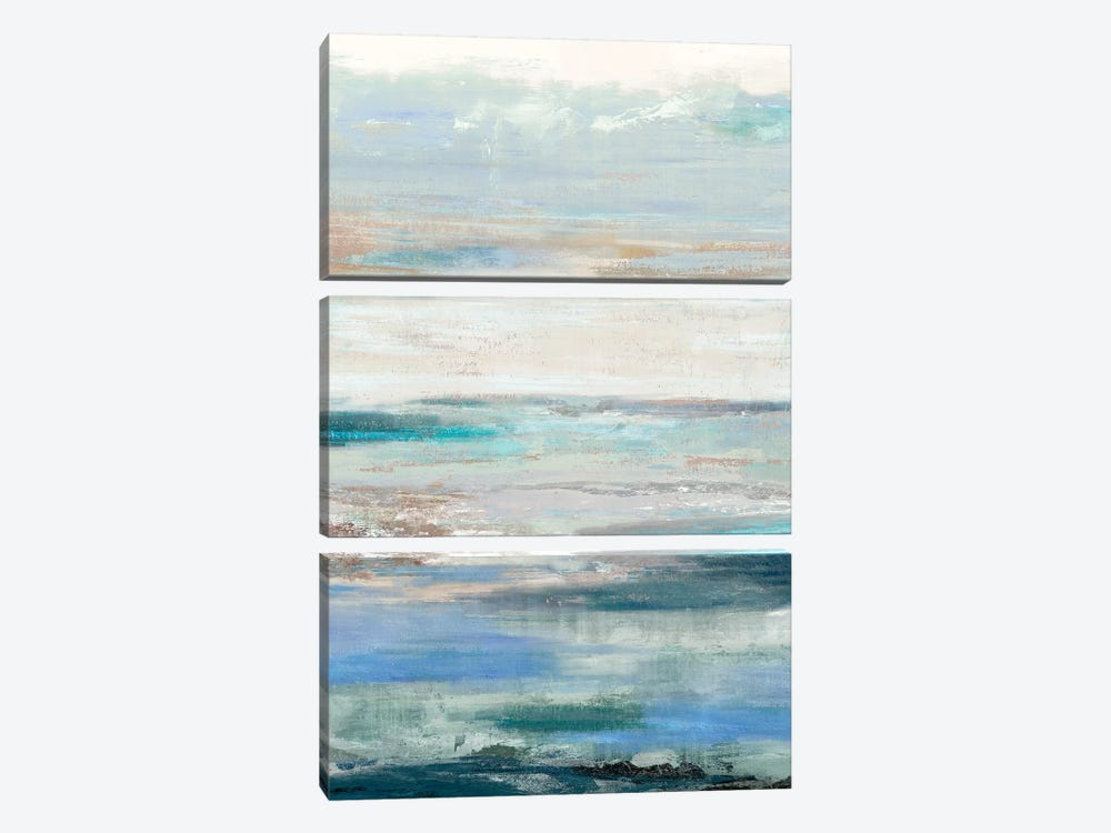 Waves by PI Galerie 3-piece Canvas Print