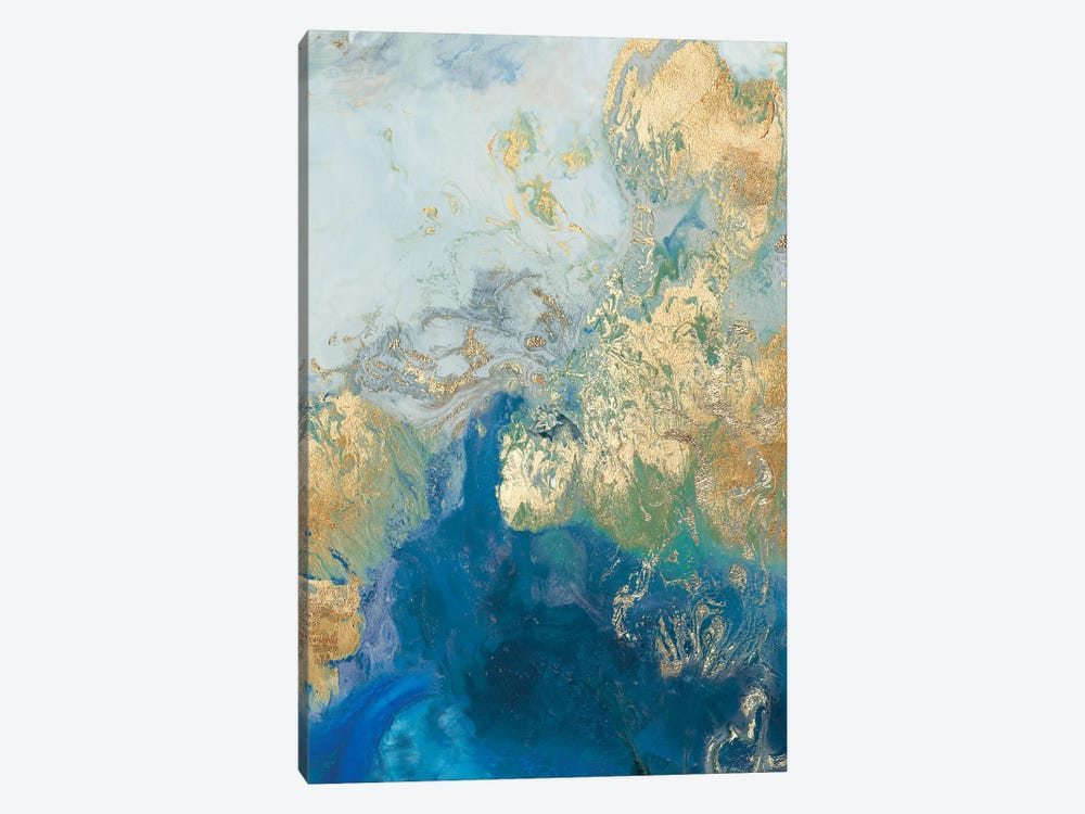 Ocean Splash II by PI Galerie 1-piece Canvas Wall Art