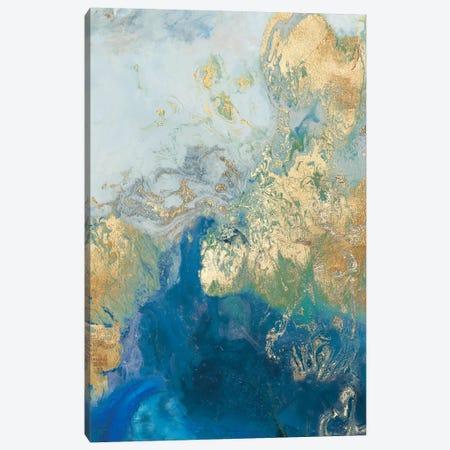 Ocean Splash II 3-Piece Canvas #PIG2} by PI Galerie Canvas Artwork