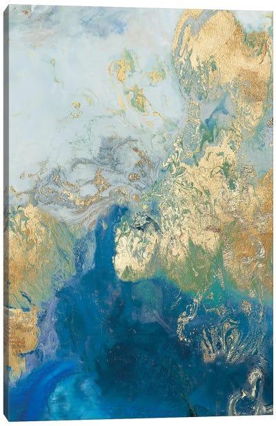 Ocean Splash II Canvas Art Print