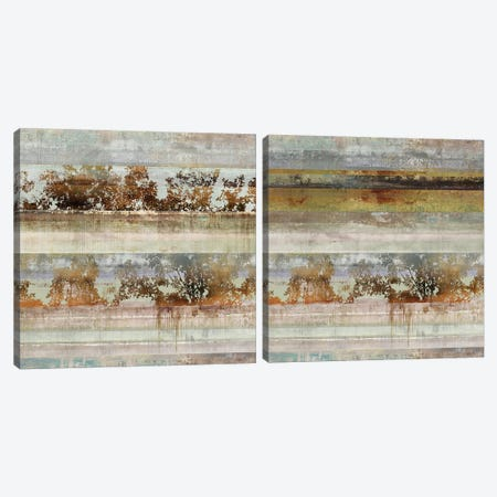 Inverse Memory Diptych Canvas Print Set #PIG2HSET003} by PI Galerie Canvas Art Print