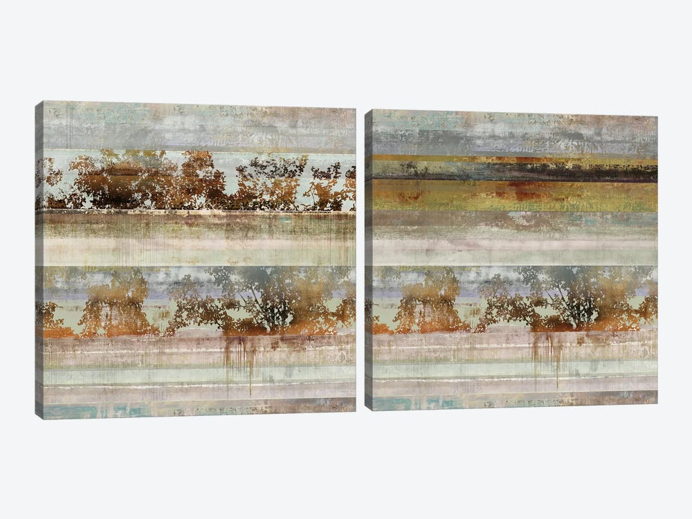 Inverse Memory Diptych by PI Galerie 2-piece Canvas Artwork