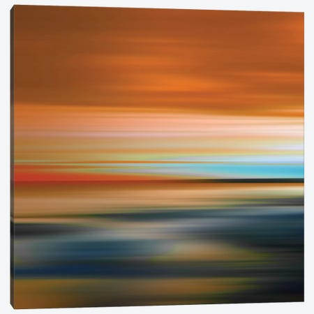 Blurred Landscape I 3-Piece Canvas #PIG34} by PI Galerie Canvas Artwork