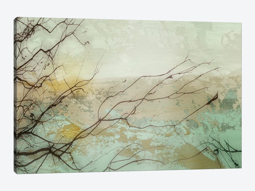 Branches I 1-piece Canvas Wall Art