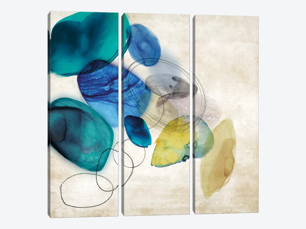 Breezy by PI Galerie 3-piece Canvas Wall Art