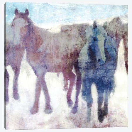 Calgary Stampede Canvas Print #PIG41} by PI Galerie Canvas Artwork