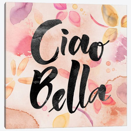 Ciao Bella Canvas Print #PIG48} by PI Galerie Canvas Art