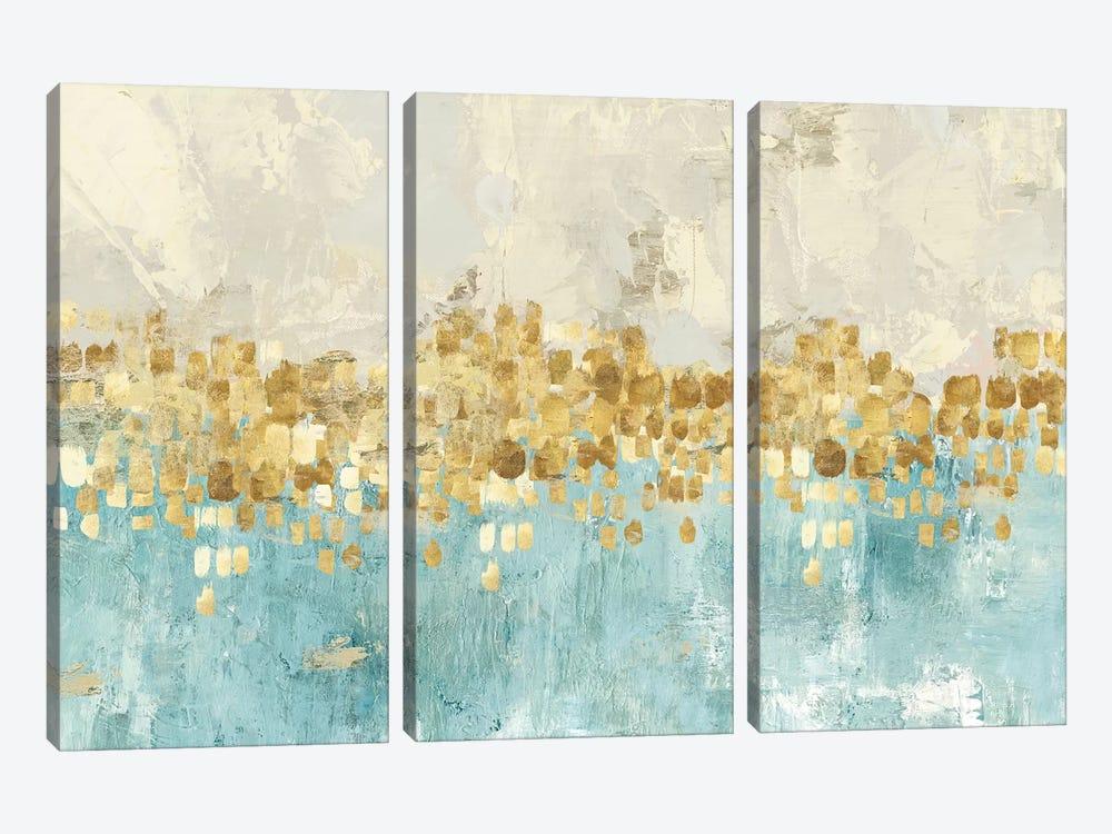 Dancing Stars by PI Galerie 3-piece Canvas Artwork