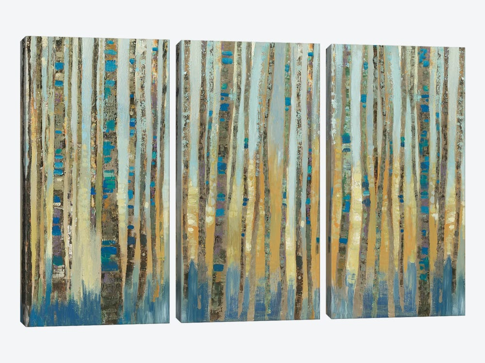 Delta by PI Galerie 3-piece Canvas Print