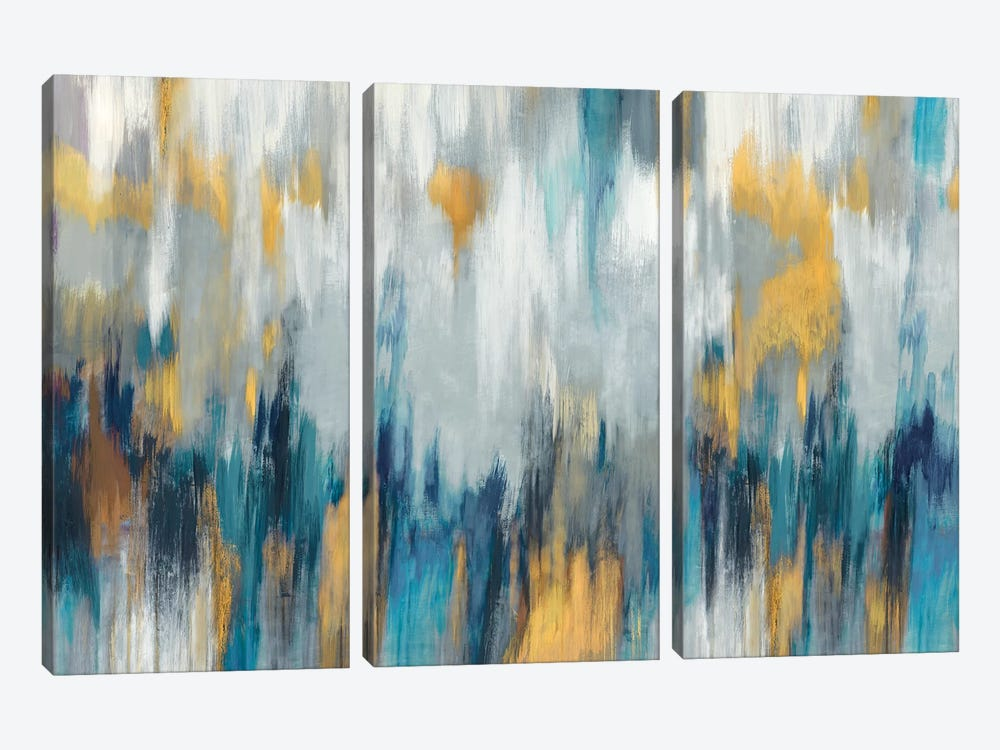 Echoes by PI Galerie 3-piece Canvas Print