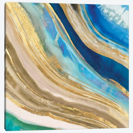 Agate II Canvas Print #PIG6} by PI Galerie Canvas Art Print