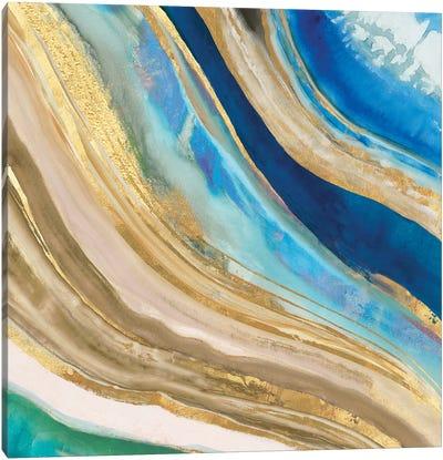 Agate II Canvas Art Print