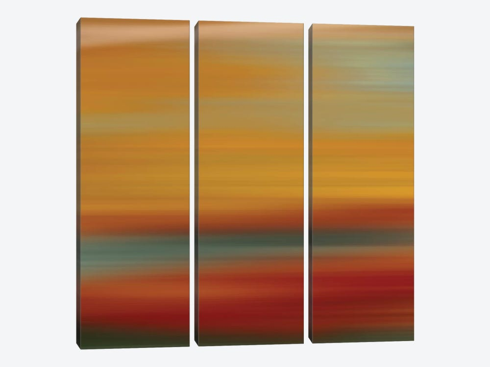 Fit I by PI Galerie 3-piece Canvas Art Print