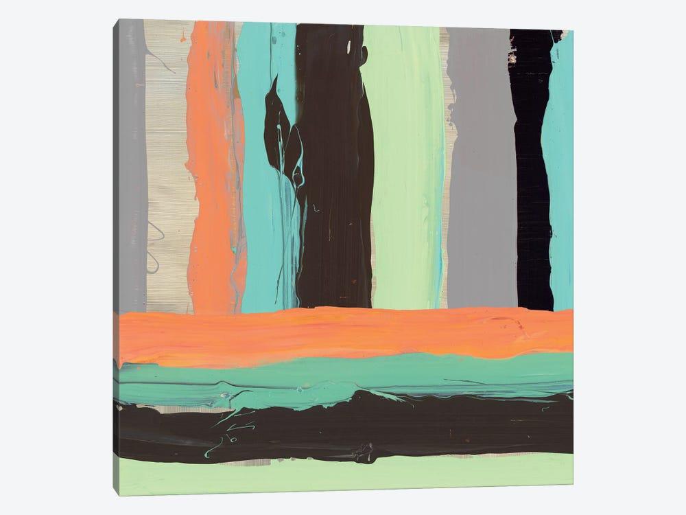 Alt Stripes I by PI Galerie 1-piece Canvas Print