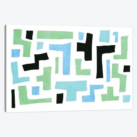 Geo I Canvas Print #PIG90} by PI Galerie Canvas Art Print