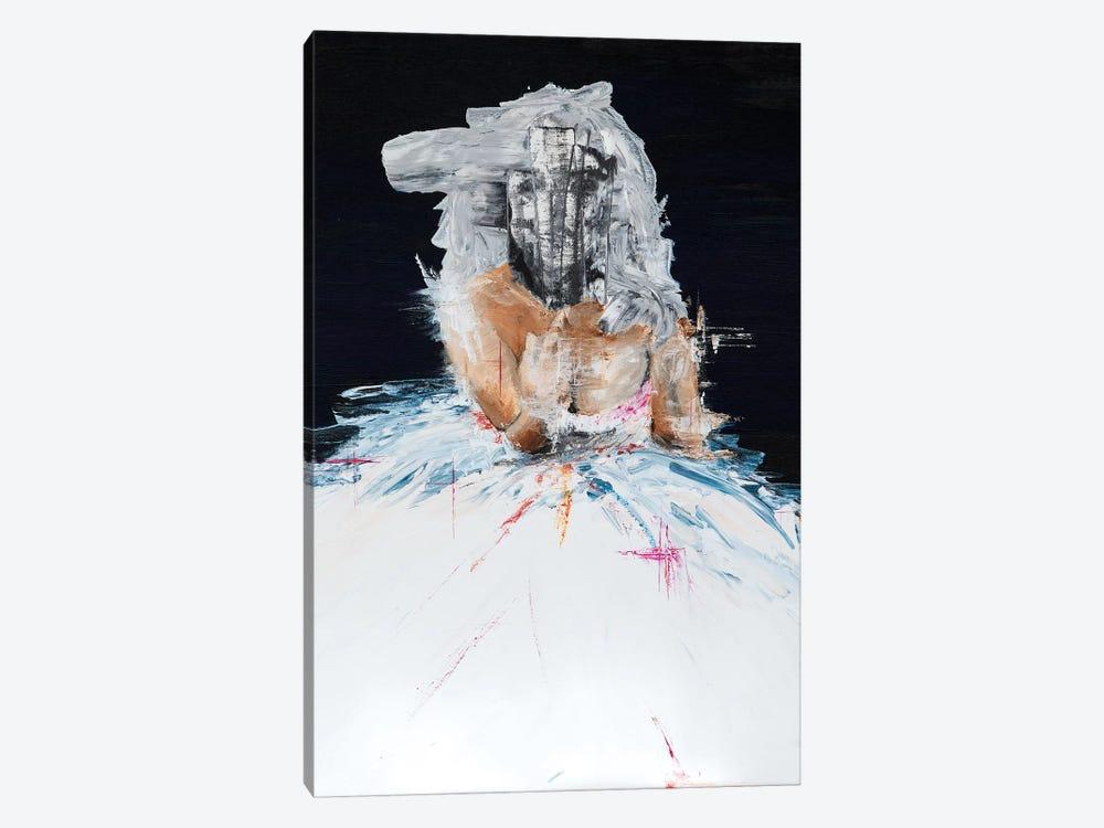Lady Drama by Piia Pievilainen 1-piece Art Print