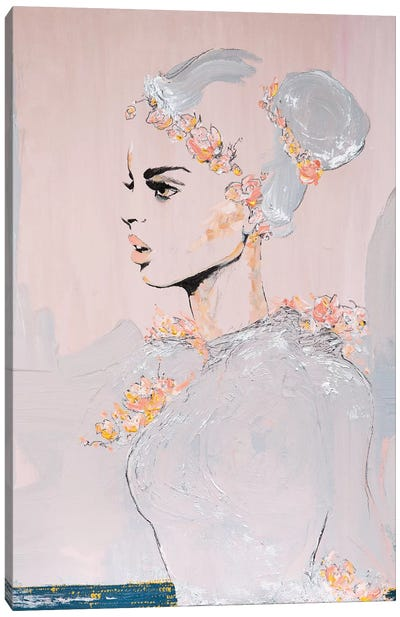 Lady Highness Canvas Art Print