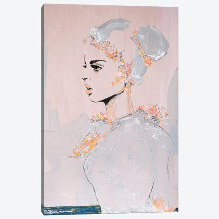 Lady Highness Canvas Print #PII23} by Piia Pievilainen Canvas Artwork
