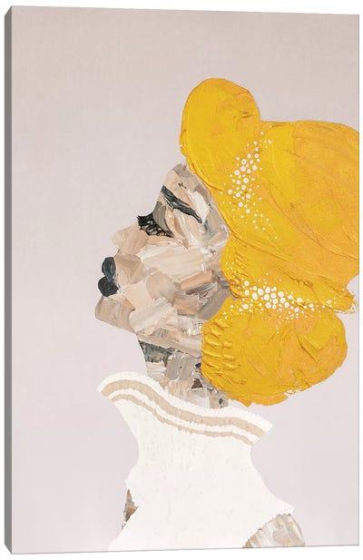 Lady Sophisticate Canvas Art Print