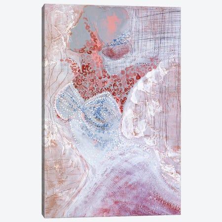 Lady Bohemian Canvas Print #PII37} by Piia Pievilainen Canvas Artwork