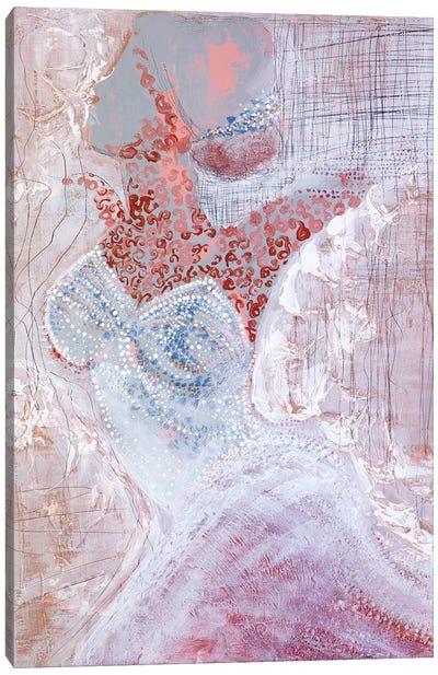 Lady Bohemian Canvas Art Print