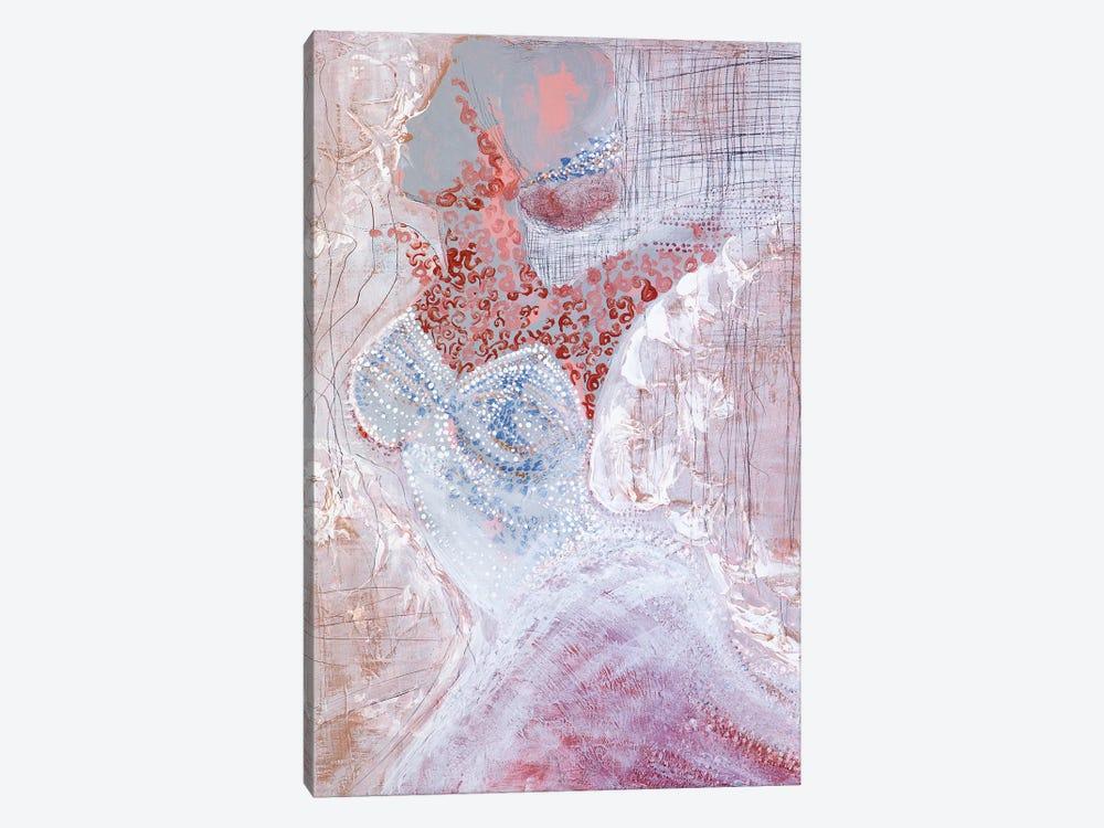 Lady Bohemian by Piia Pievilainen 1-piece Canvas Print