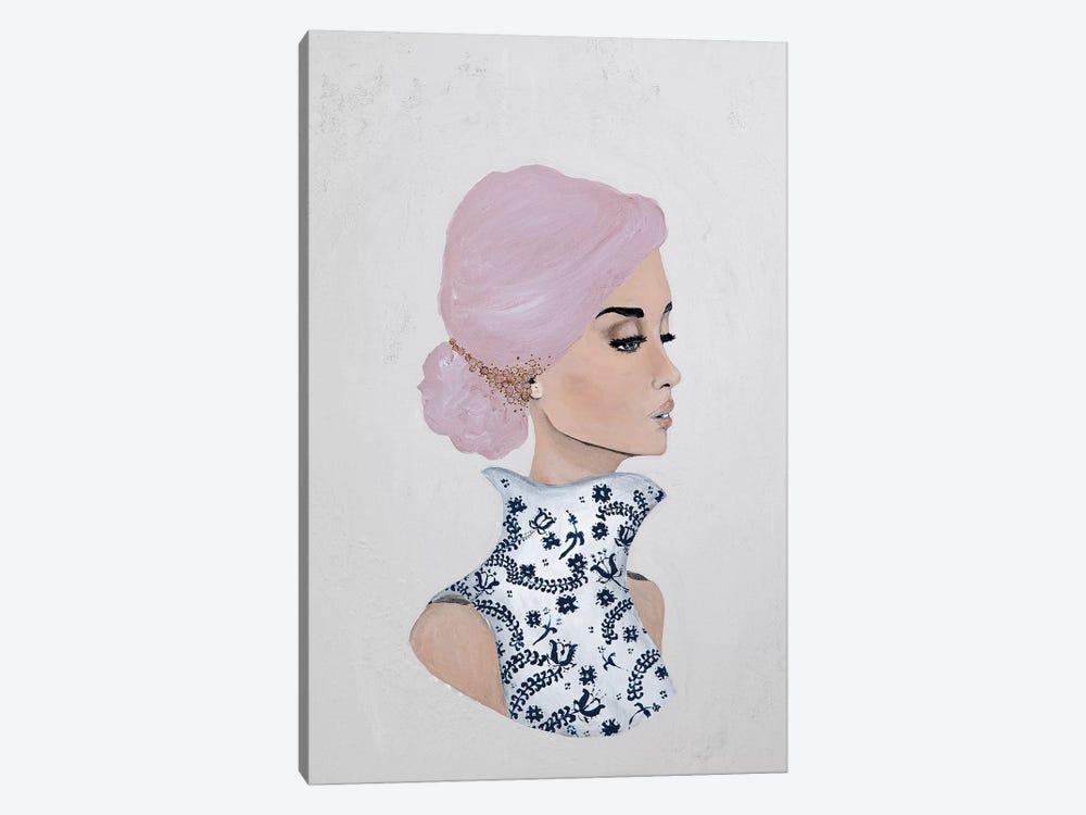 Lady Gloria by Piia Pievilainen 1-piece Canvas Artwork