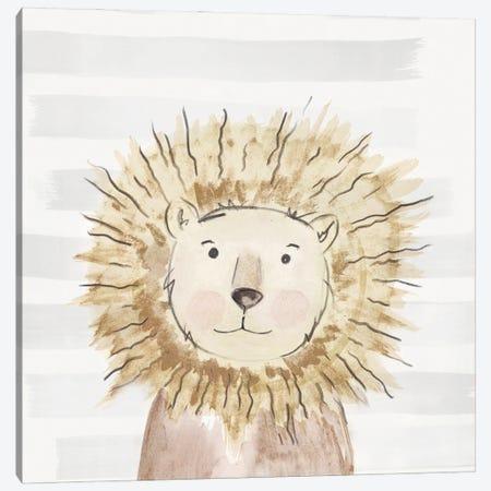 Little Lion I Canvas Print #PIJ2} by PI Juvenile Canvas Print