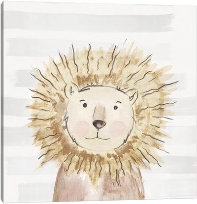 Little Lion I Canvas Art Print