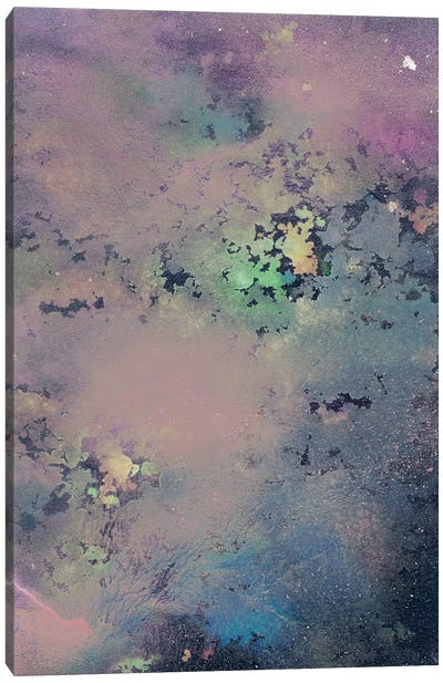 Cosmic Unicorn I Canvas Art Print