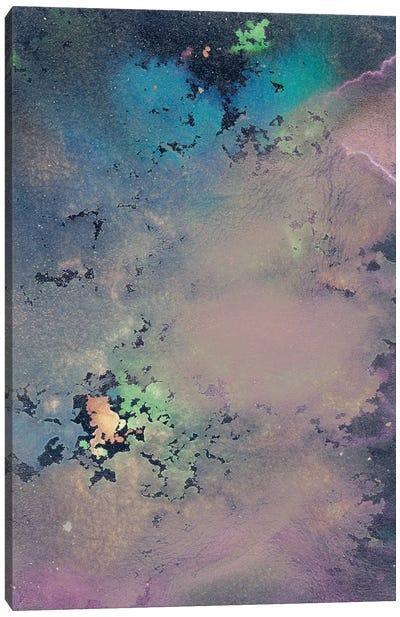 Cosmic Unicorn II Canvas Art Print