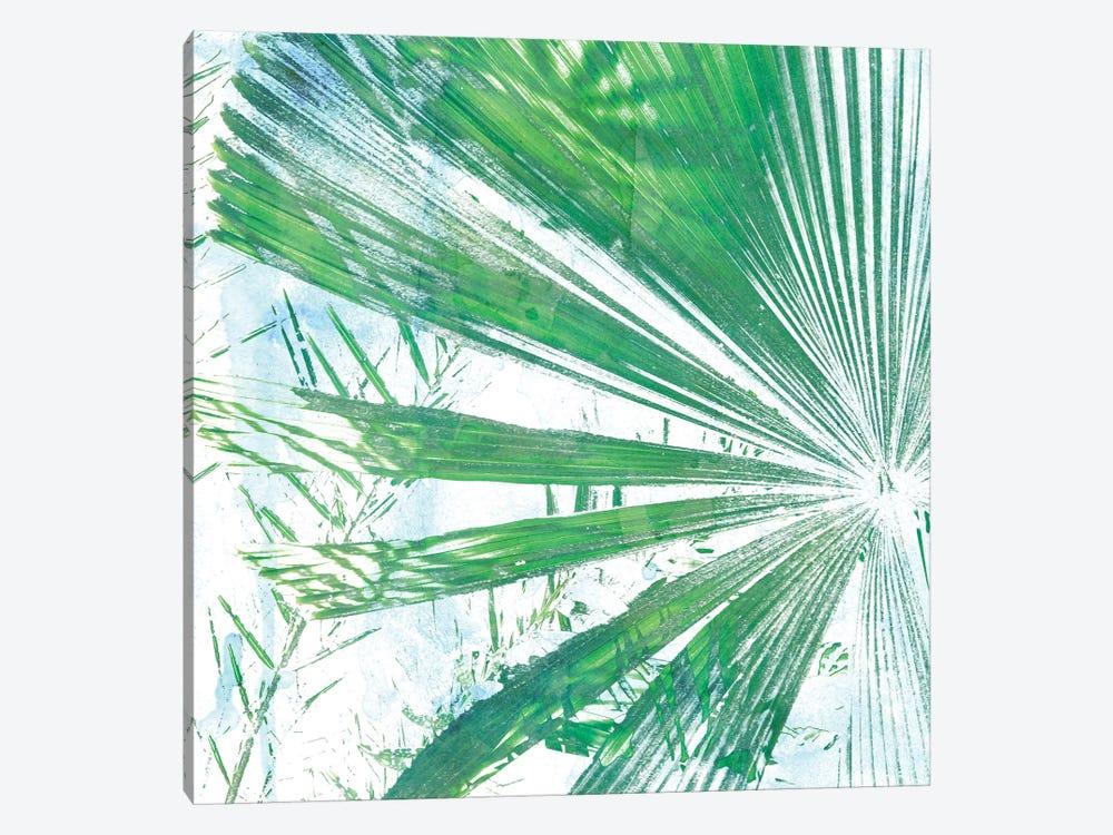 Emerald Palms I by Pam Ilosky 1-piece Canvas Art