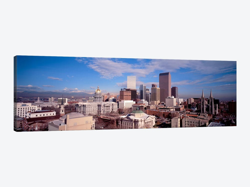 Denver, Colorado, USA by Panoramic Images 1-piece Canvas Art Print