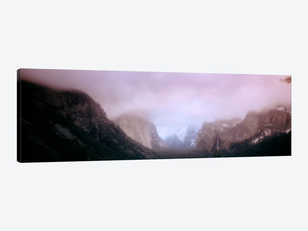 Yosemite Valley CA USA by Panoramic Images 1-piece Canvas Artwork