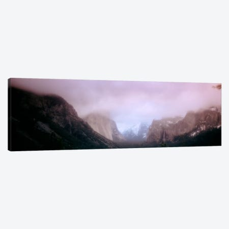 Yosemite Valley CA USA Canvas Print #PIM1011} by Panoramic Images Canvas Wall Art