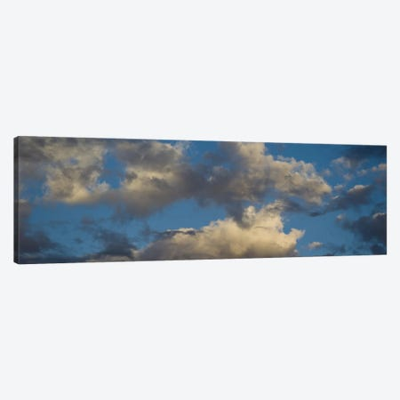 Clouds in the skyLos Angeles, California, USA Canvas Print #PIM10151} by Panoramic Images Canvas Art