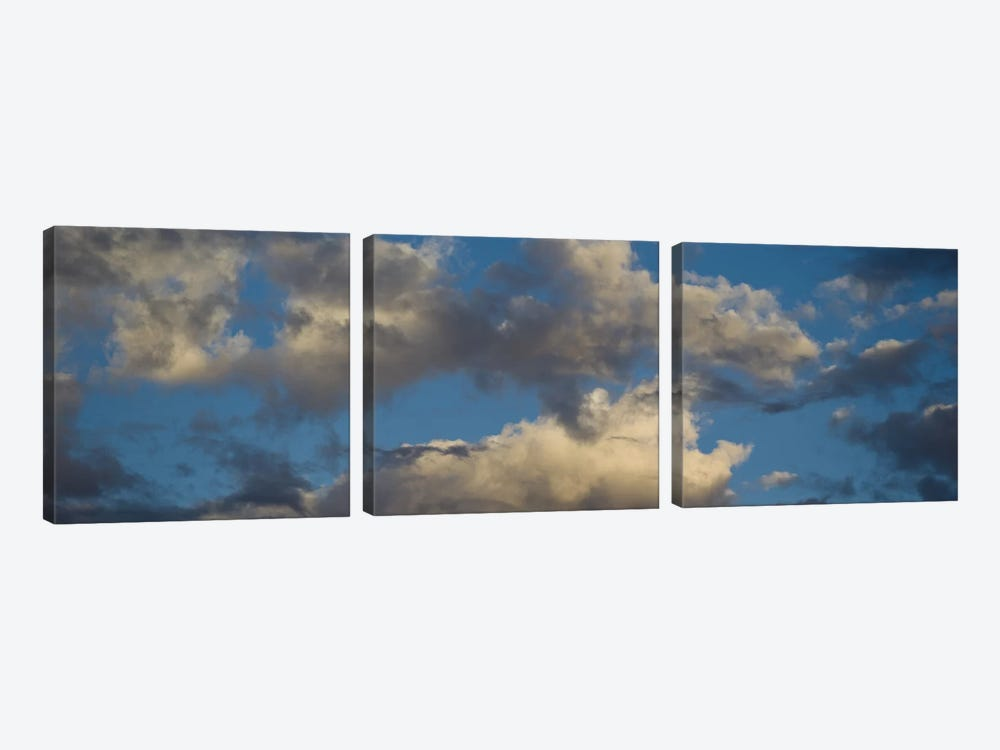 Clouds in the skyLos Angeles, California, USA by Panoramic Images 3-piece Art Print