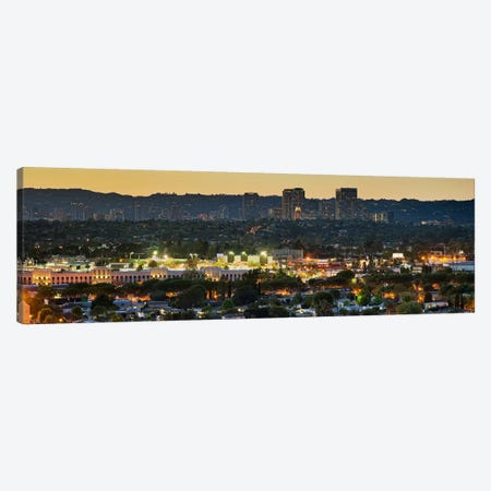 Century City, Culver City, Los Angeles County, California, USA Canvas Print #PIM10167} by Panoramic Images Canvas Wall Art